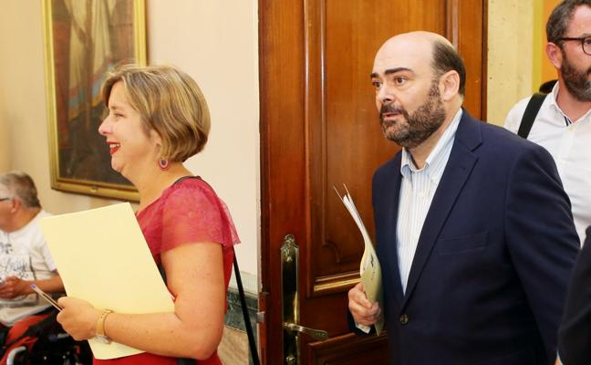 Taboada matiza a instancias de IU y PSOE las conclusiones de la comisión Aquagest