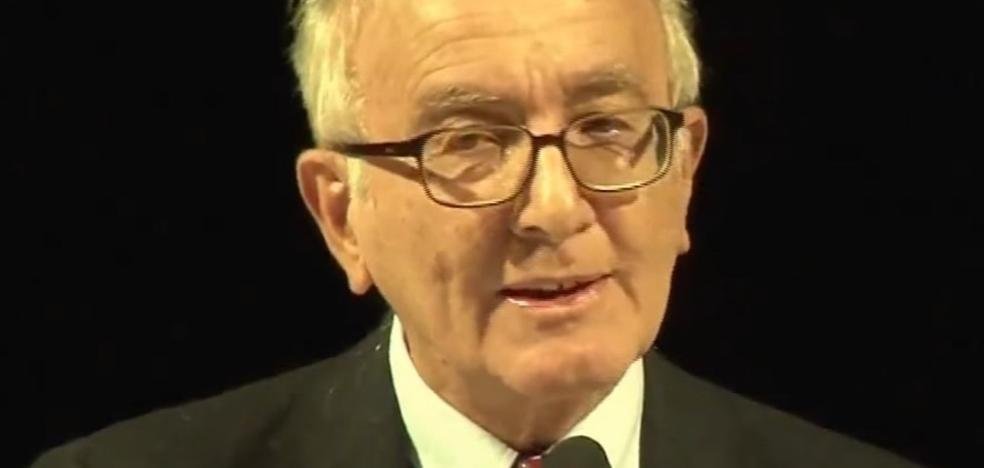 El catedrático Ferrajoli analiza en Oviedo la crisis de las democracias constitucionales