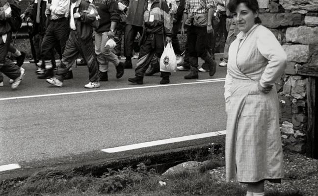 La 'Marcha de Hierro', con la cámara y desde dentro