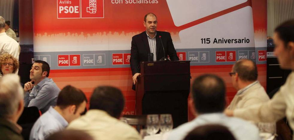 Luis Huerga volverá a presentarse para dirigir el PSOE de Avilés
