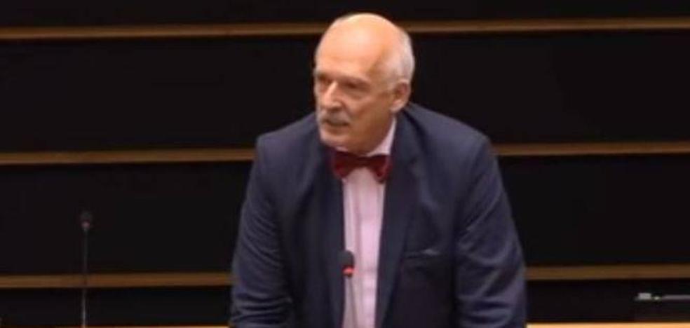 El eurodiputado Janusz Korwin-Mikke culpa de la despoblación rural a las mujeres que «trabajan fuera de casa»