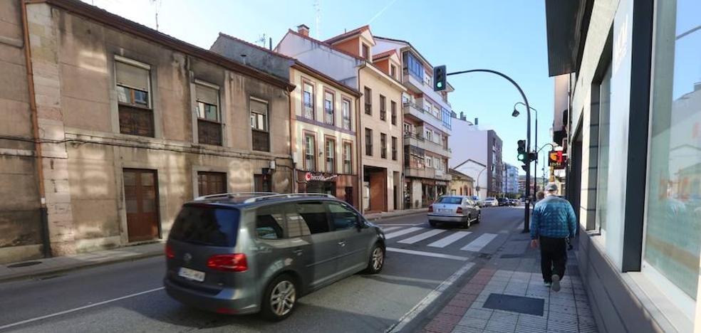 La Policía de Castrillón busca al autor de un atropello que se dio a la fuga