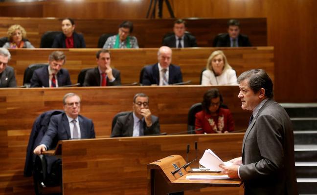 Fernández acepta propuestas clave de Podemos e IU para sacar adelante el presupuesto