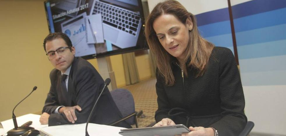 BBVA prevé que Asturias crecerá un 2,4% este año y un 2,3% en 2018