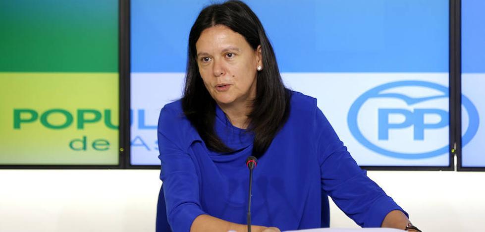 Susana López Ares, vicepresidenta de la nueva comisión territorial del Congreso
