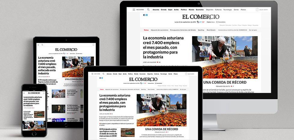 La web de EL COMERCIO obtiene el premio al mejor rediseño del año