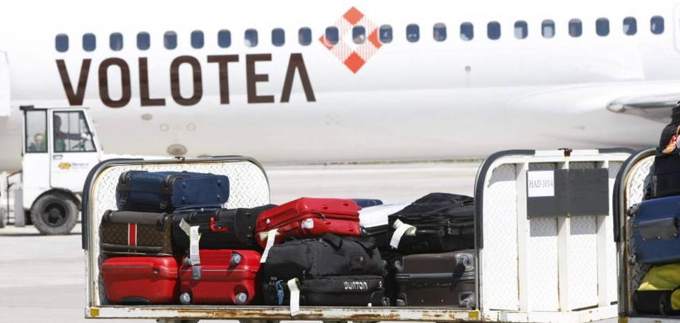Volotea quiere unir Asturias con Roma, Bruselas, Milán, Viena y Frankfurt antes de cinco años