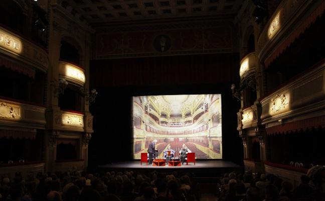 El mundo del teatro elogia al Palacio Valdés