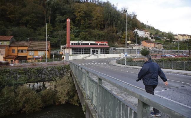 La Policía Nacional peina la zona de la estación de Renfe a Santa Marina