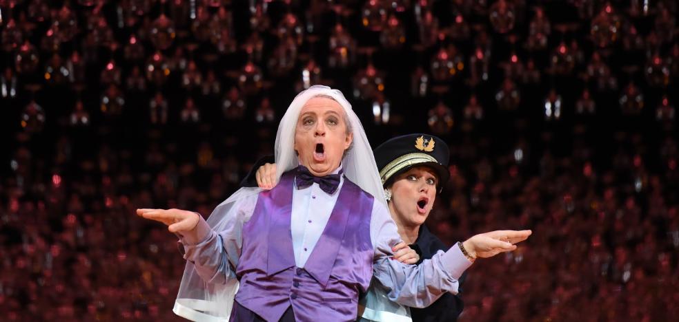 La ópera 'L'elisir d'amore' se retransmitirá en cinco barrios