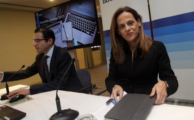 Asturias crecerá un 2,4% en 2017 por la mejoría del consumo y las exportaciones
