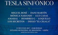 Metrópoli reclama a Tesla 261.000 euros por cancelar el concierto en El Molinón