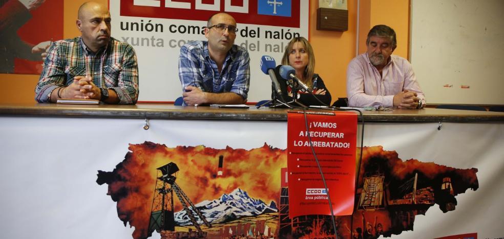 CC OO avisa de que el cierre de Lada «costará 200 empleos al Nalón»