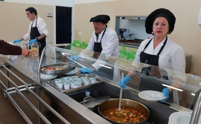 7.000 menús solidarios en Amicos