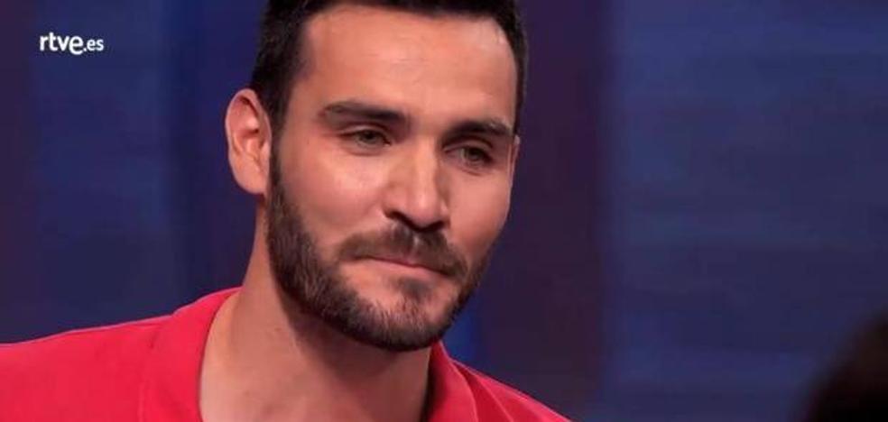 Saúl Craviotto rompe a llorar en 'MasterChef Celebrity': «Llevaba sin llorar desde las Olimpiadas»