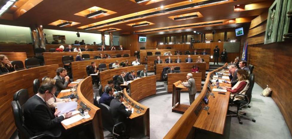 Los grupos parlamentarios presentan 159 propuestas de resolución