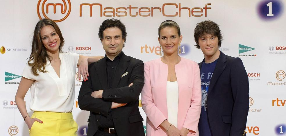 La triste noticia que Eva González se guardó en el último programa de Masterchef