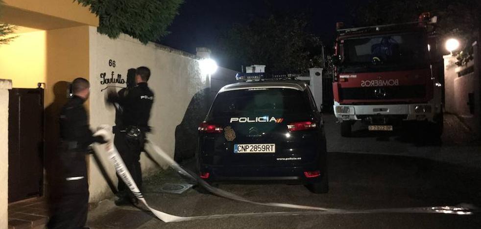 Fallece un hombre en Gijón atrapado por la máquina con la que trabajaba en su huerto