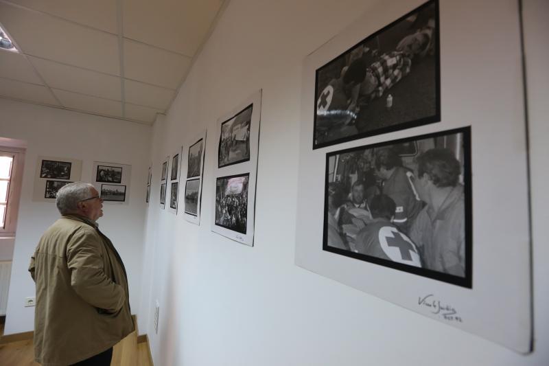 Avilés conmemora la Marcha de Hierro 25 años después