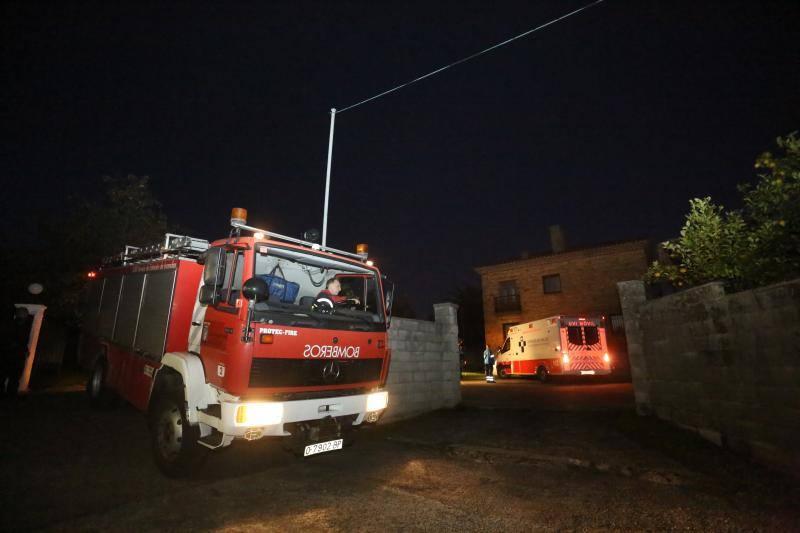 Fallece un hombre cuando trabajaba en su huerta en Gijón