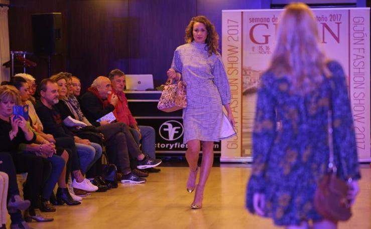 Así lucieron las modelos en el Fashion Show Gijón