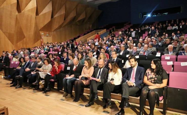 Gala de entrega de los premios AJE Asturias 2017