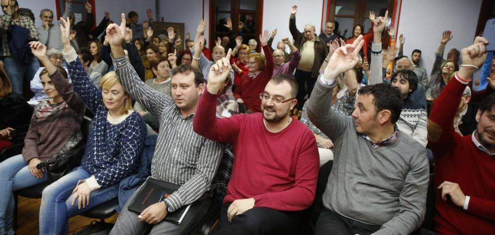 El PSOE lavianés confía en Petón
