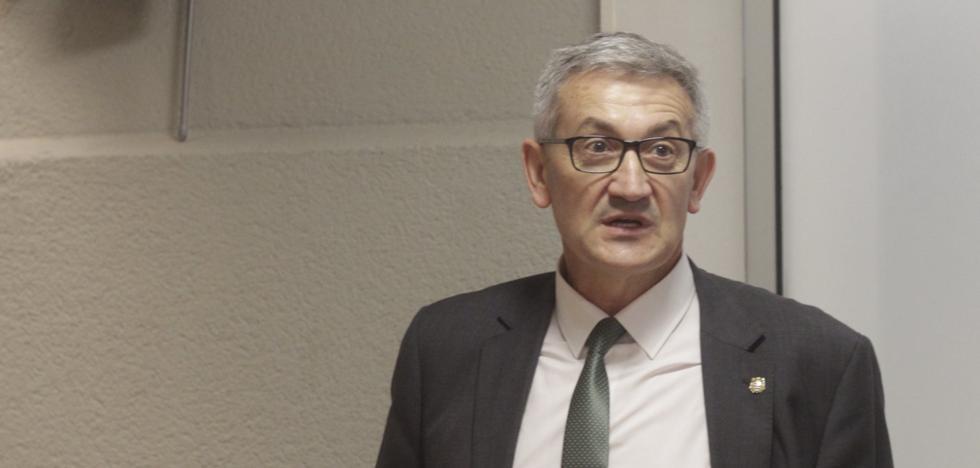 El rector califica de «muy interesante» el grado de Ciencias de la Gastronomía