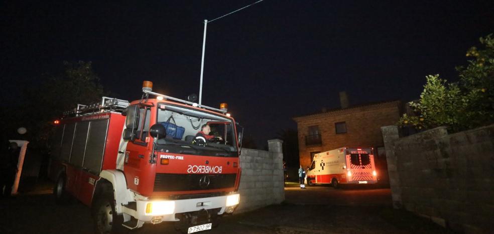 Fallece un vecino de Somió al quedar atrapado en una máquina de arar tierra