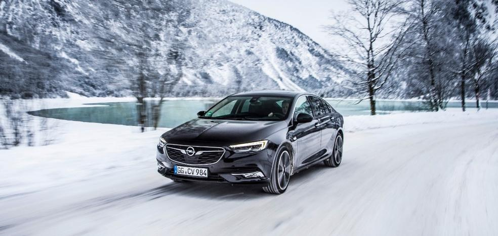 Opel, listo para el invierno