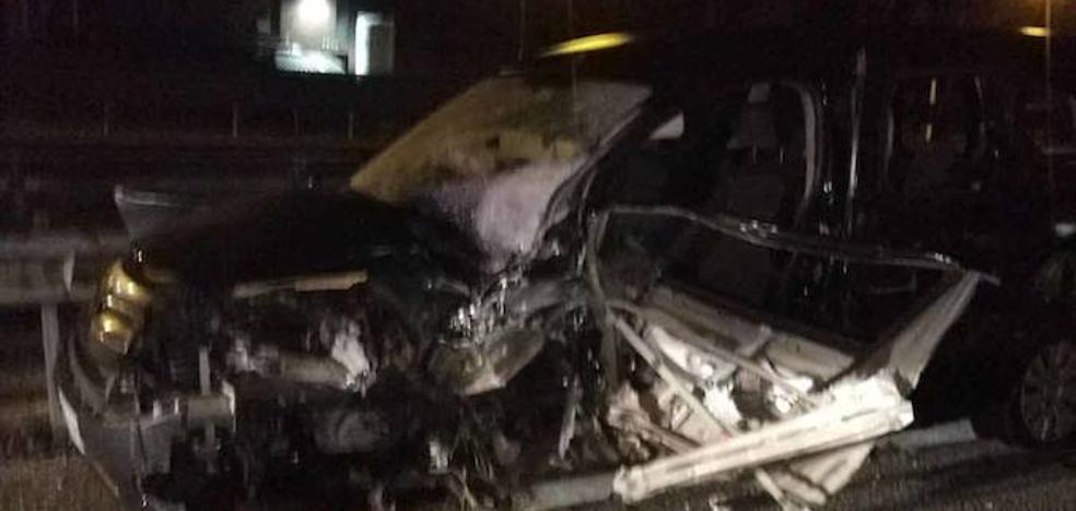 Imputado por alcoholemia y conducción temeraria el kamikaze que provocó un accidente con seis heridos en la autovía A-66