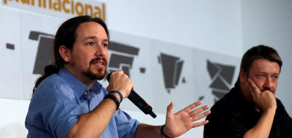 Iglesias deja la puerta abierta a pactos con ERC y carga contra el PSOE