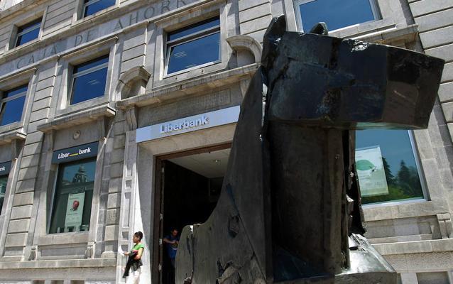 Liberbank cubre su ampliación de capital de 500 millones