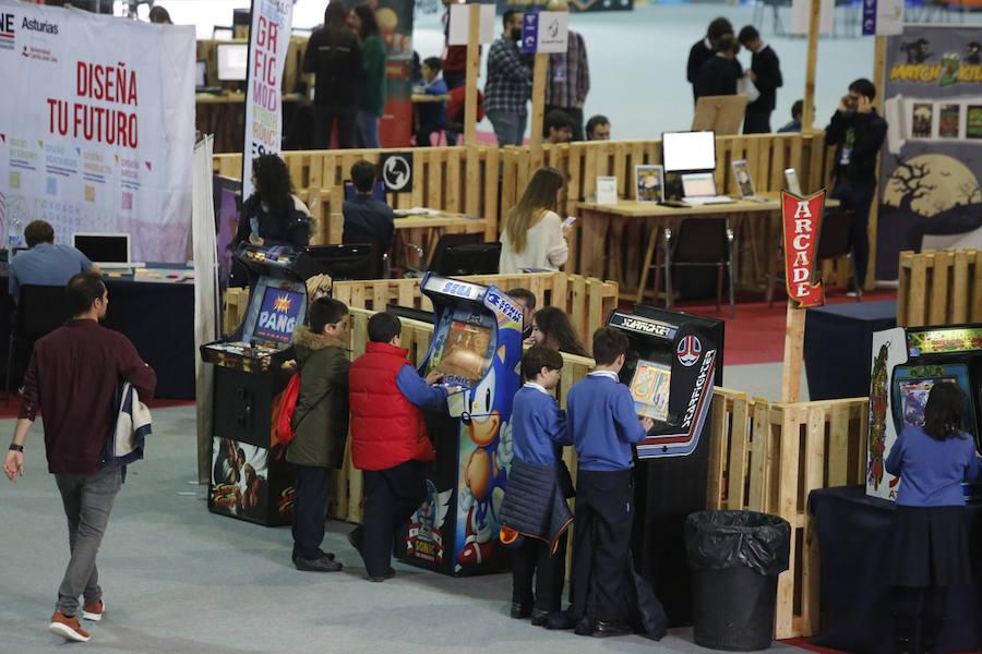 Más de 500 niños abren el FIMP 2017