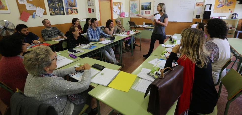 La matrícula en la Escuela de Idiomas cae casi un 20%, con 237 alumnos menos