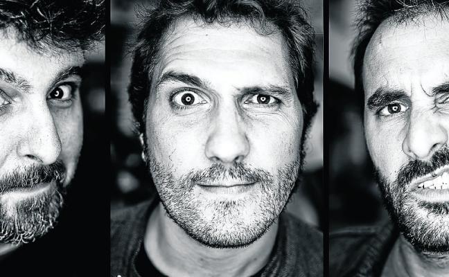 El trío Los Brazos trae a la Factoría Cultural su particular visión del rock sureño