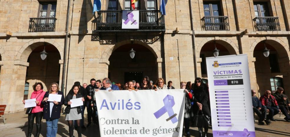 Una moción del PP enfrenta por primera vez a la Corporación en violencia de género