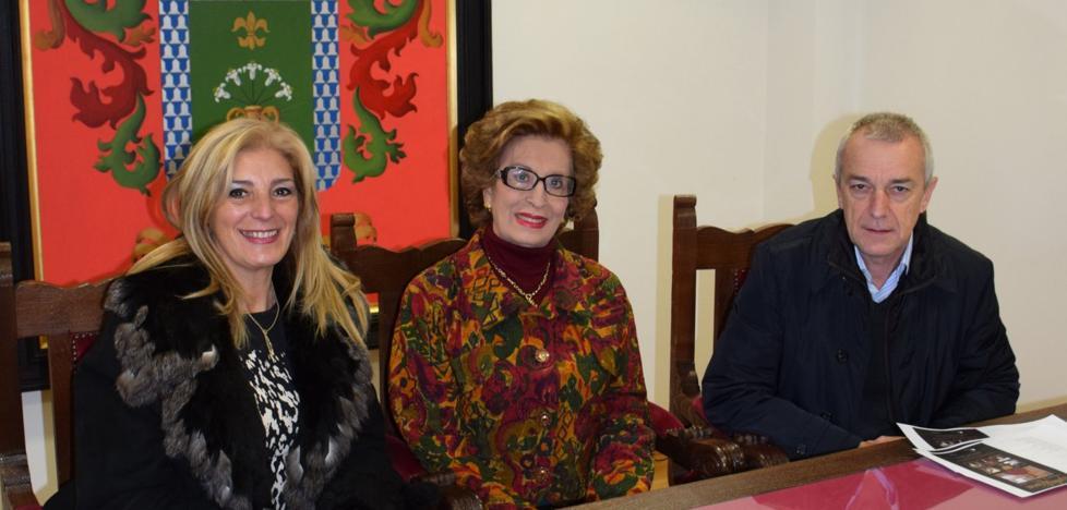 Josefina Arregui ofrece un concierto benéfico a favor del Asilo de la Pola