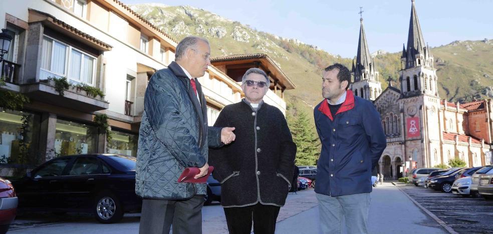 El Principado instalará cámaras y barreras en los accesos a Covadonga
