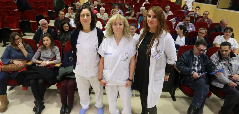 La Epoc, vista por enfermos, cuidadores y profesionales