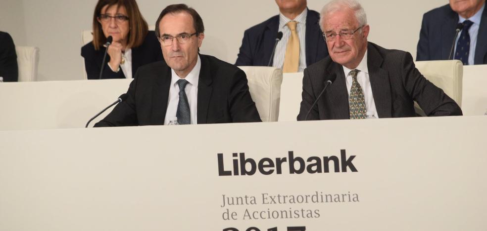 Liberbank cierra la ampliación de capital con una demanda que supera 7,9 veces la oferta