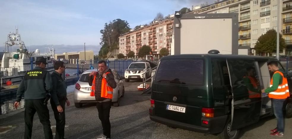 Fallece un pescador avilesino tras caer a la mar desde un acantilado en Lugo