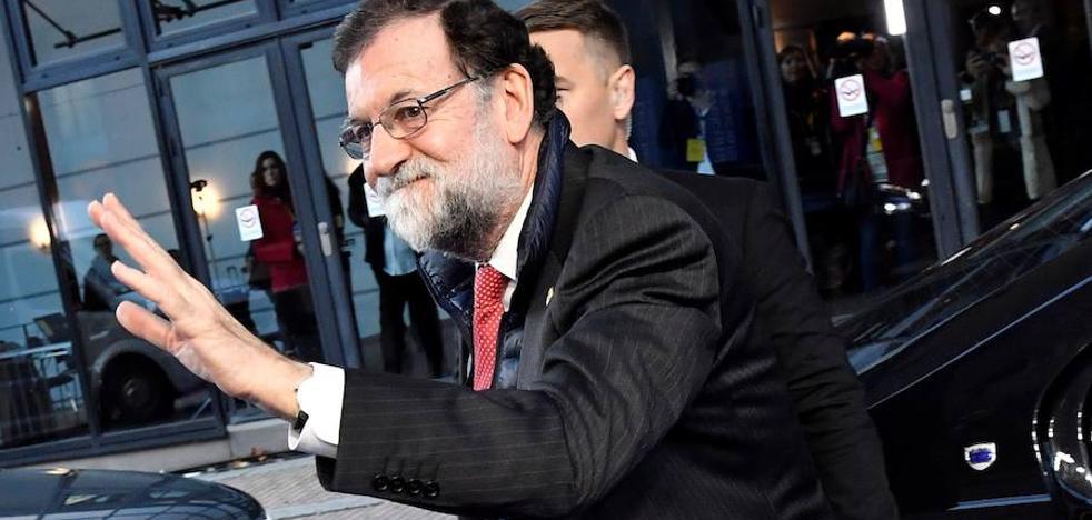 Rajoy sobre la sentencia de Gürtel: «No estoy preocupado, las responsabilidades políticas ya se han asumido»