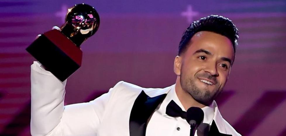 'Despacito' y Residente triunfan en los Grammy latinos