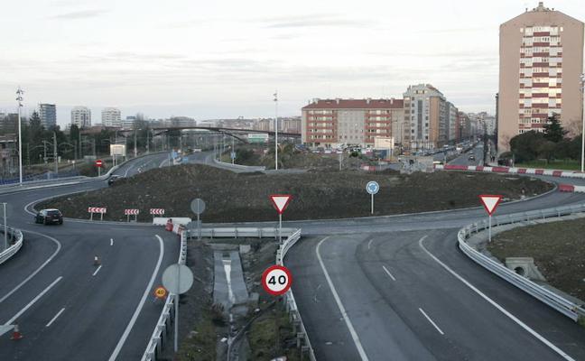 Fomento anuncia restricciones en la salida de Gijón por la avenida de Portugal a partir del lunes