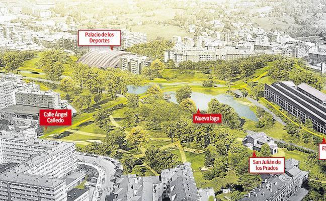 ¿Te gusta el proyecto para el Bulevar de Santullano?