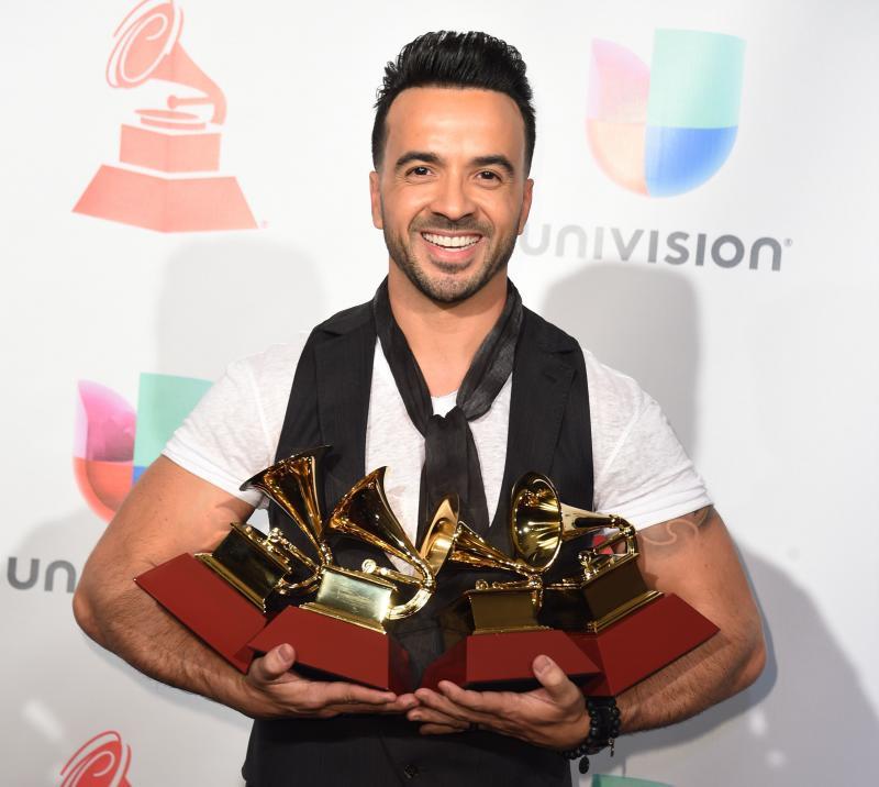La gala de los Grammy Latinos 2017