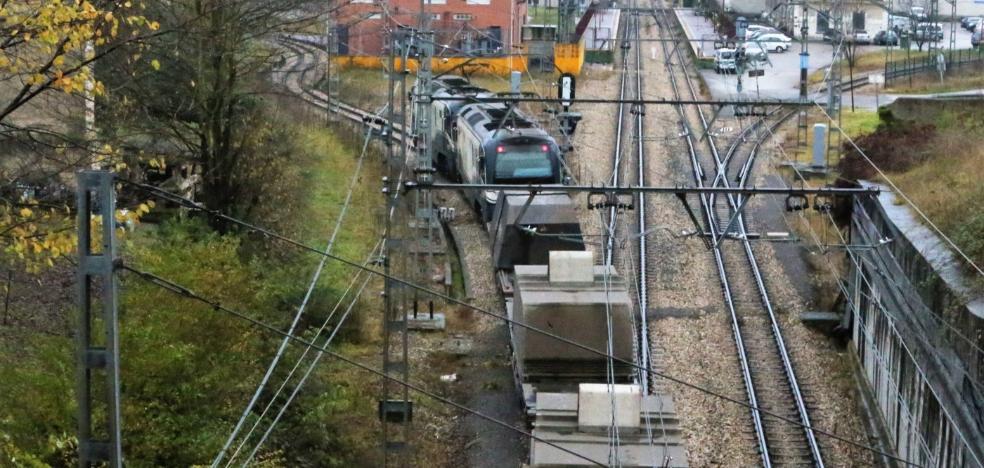 Vecinos de Siero recogerán firmas para mejorar la conexión de tren con Gijón