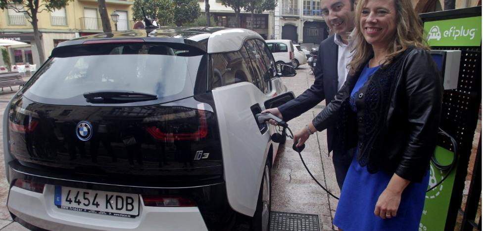 Llanera acogerá la Semana de la Movilidad del coche eléctrico