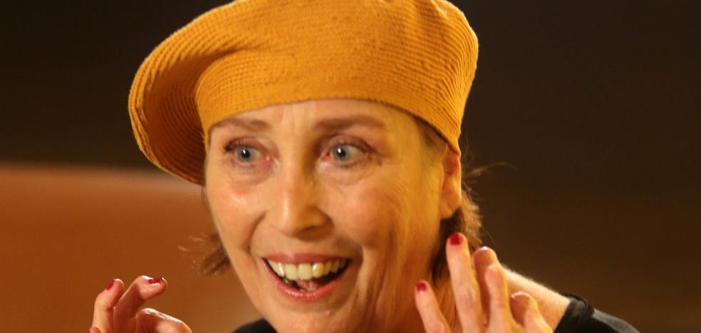 Veronica Forqué: «Sufrí dos casos de acoso sexual, pero fuera del cine»